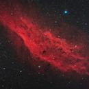 The California Nebula,                                Eye@inthesky