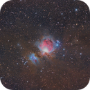 M42 Nebulosa de Órion,                                  Daniel Schek