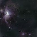 Orion Close up (First attempt),                                Darien Perla