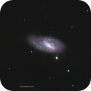 M66 or NGC 3627 in Leo,                                John