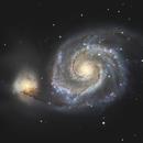M51 with LBV 2019abn,                                Carsten Dosche