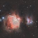 M43 with asi533mc-pro and Optolong L-pro,                                Dan Kordella