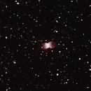 NGC 2346 - The Butterfly Nebula,                                David N Kidd