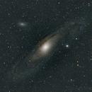 M31 Andromeda Galaxie,                                Johann Schiffmann