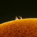 Solar Prominence 12/26/2020,                                Jim Matzger