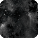 Wizard Nebula to Cave Nebula Area, Ha,                                Stephen Garretson