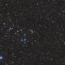 NGC 6633 Open Cluster,                                Bernhard Zimmermann