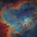 IC 1805 / Mel 15 - Inside the Heart Nebula,                                Victor Van Puyenbroeck