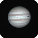 Jupiter 20150223 + Ganymed + shadow of Ganymed 22h30 - 00h04,                                antares47110815