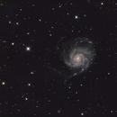 M101 - RC6,                    Andrew Burwell