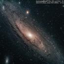 Andromedagalaxie (M31) vom 29.11.2016,                                kurt