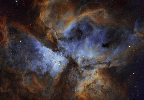 NGC3372 - Carina Nebula - HD,                                Christian_Hilbert