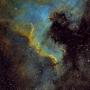 NGC7000 - North America SHO,                                Alexandre Itic