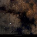 The Pipe Nebula in Ophiuchiu,                                Paul Baker