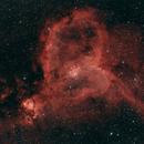 Heart Nebula,                                David Johnson