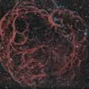 SH2-240 - Spaghetti Nebula - QHY163 - RedCat51 - LRGBHOO - Cibolo Creek Texas,                                Eric Walden
