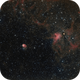 The Spider and the Fly - IC 417 & NGC 1931 (HaHAGB),                                ruccdu