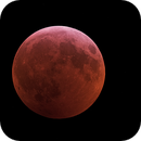Moon eclipse,                                  Yves