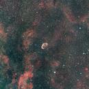 NGC6888,                                Benjamin hartman