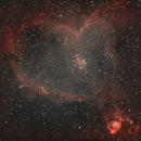 IC-1805. The Heart Nebula.,                                Sergei Sankov