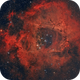Rosette nebula,                                mirco caffelli
