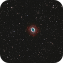 M57 - The Ring Nebula,                                burble