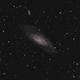 M106 Galaxy,                                Ryan Betts