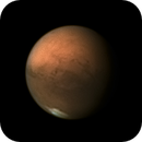 Mars from this morning,                                sushidelic