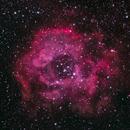 Rosette Nebula,                                Subhadip Chatterjee