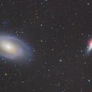 M81 and M82,                                Roberto Colombari