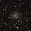 NGC 6946 (super nova AT 2017eaw),                                Sergey