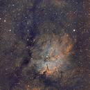 NGC 6823 SHO,                                Sean Molony