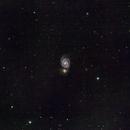 M51, Whirlpool Galaxy,                                Muhammad Ali