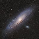 M31 The Andromeda Galaxy,                                Stephan87