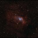 Bubble nebula,                                Ivana