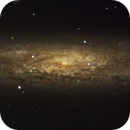 NGC 253 in calibrated i' r' g' Sloan filter colors,                                Freestar8n