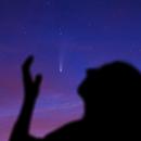 Le baiser de la Grande Comète / The kiss of the Great Comet,                                Marc Furst