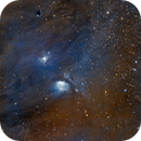 M78 NGC7021 Casper The Friendly Ghost Nebula,                                Albert  Christensen