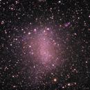 NGC 6822 Barnard's Galaxy,                                Cheman