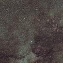 constellation du cygne,                                  Thomas Dandre