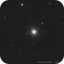 M3 in Narrow Band,                                Valts Treibergs