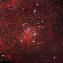 IC1805 - The Heart Nebula,                                Barry E.