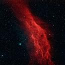 California Nebula,                                Pablo Gazmuri