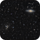 NGC 7331 and the Stephan's Quintet,                                Lorenzo Siciliano