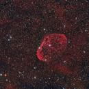 NGC 6888 HARGB,                                Roberto Coleschi