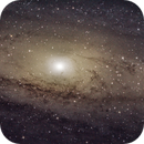 M31 Andromeda Galaxy Close Up,                                tjschultz2011