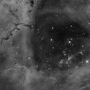 Rosette Nebula centre in Ha,                                  andreas1969