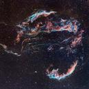 Cygnus Loop in SHO ,                                David Lindemann