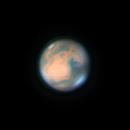 Mars rotation,                                Jairo Amaral