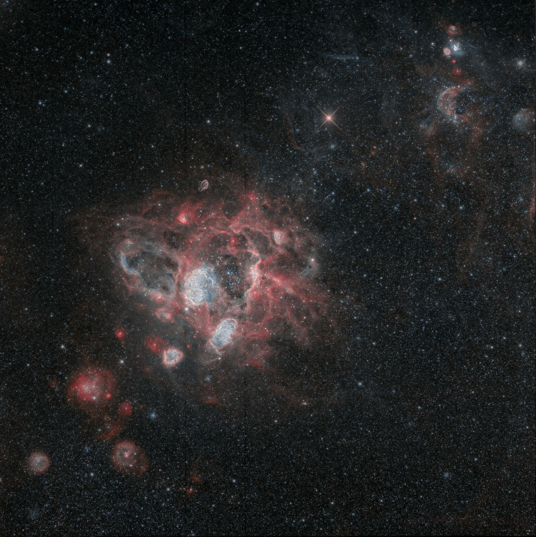 NGC 1760 HOO,                                Scotty Bishop